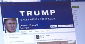 trumps-facebook-page