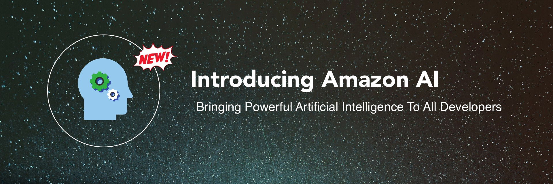 Amazon Announces Three New AI Services