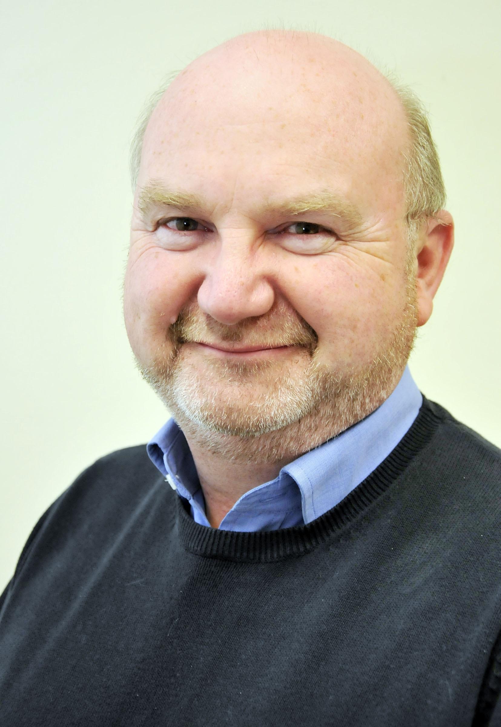 Robin Kent - Chairman Berks PGL Comms Committee