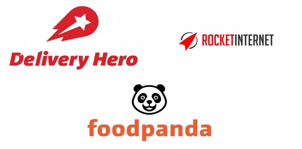 Delivery Hero + Rocket Internet + Foodpanda