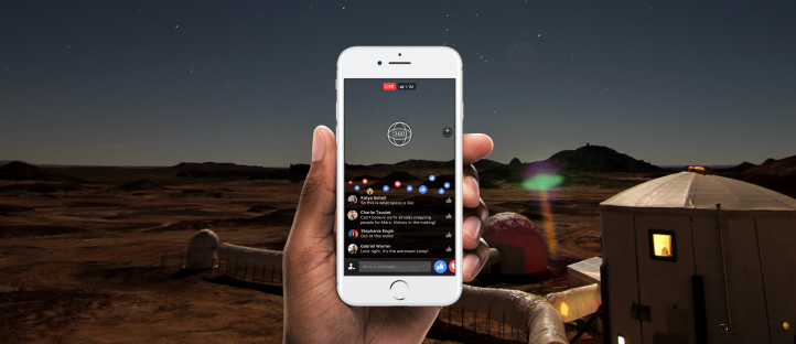 Facebook Goes Live in 360-degrees