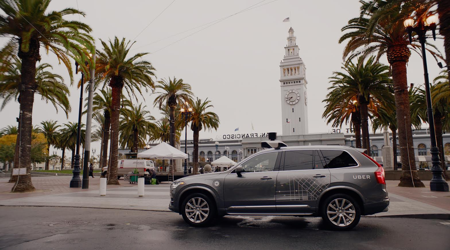 Uber has Removed its Self-driving Cars from San Francisco's Roads