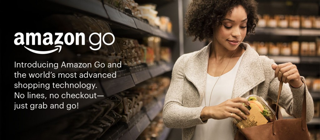 Amazon Opens Line-free Connected Store