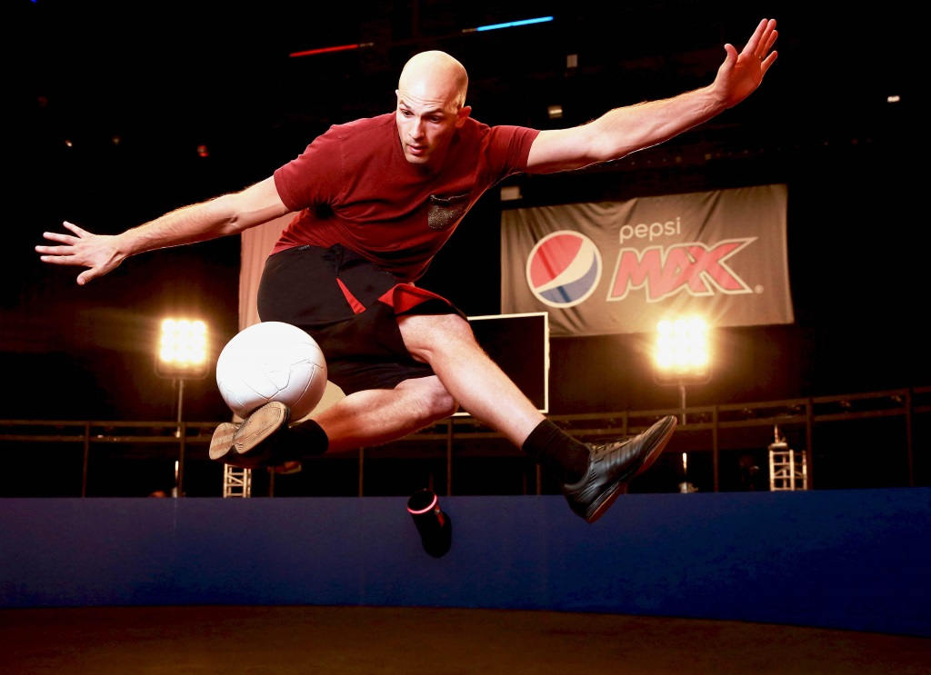 Pepsi Max Teams up with Weve and Celtra to Create Volley 360