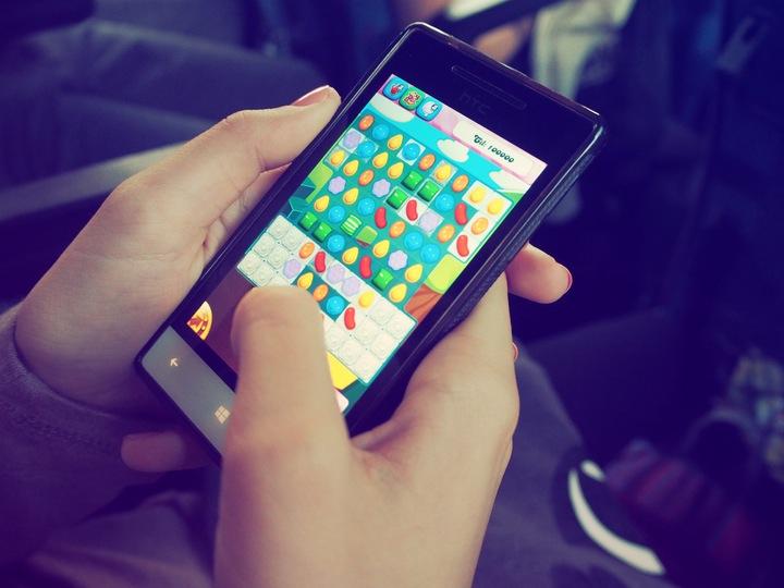 Mobile Accounted for $40.6bn of the Gaming Industry's Revenue in 2016