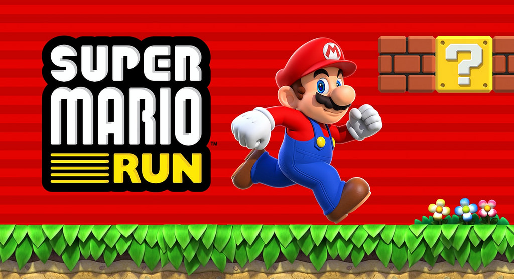 Super Mario Run's Rollercoaster Ride