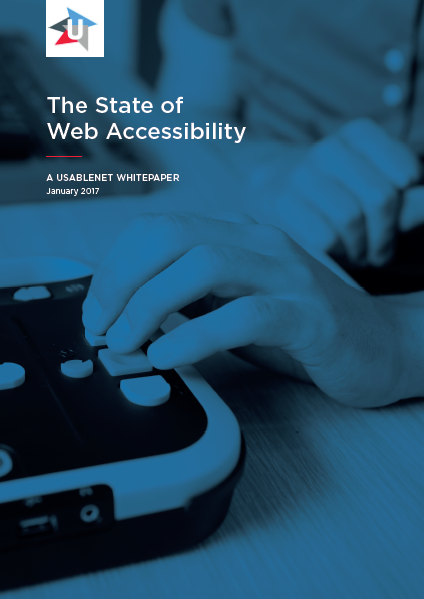 It's Time to Prioritise Web Accessibility