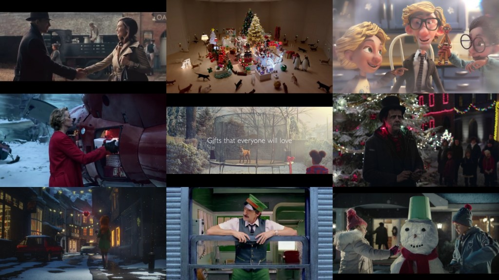 YouTube Reveals Most Popular Christmas Ads