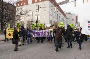 Black Lives Matter Demo