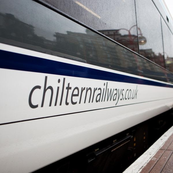 Chiltern Railways and SilverRail Technologies Partner for Ticketless Travel