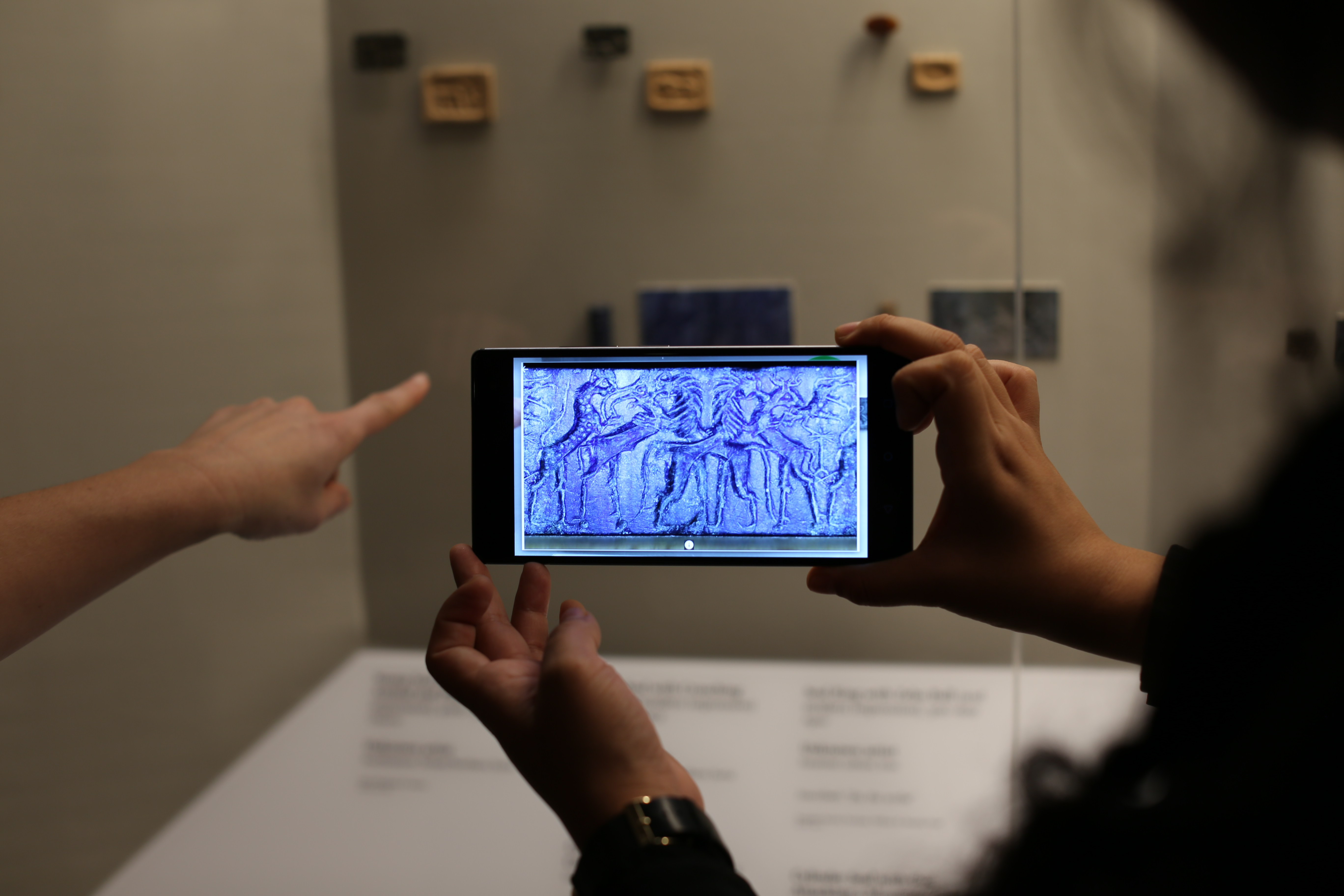 Detroit Institute of Arts (DIA) AR Experience