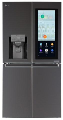 LG Unveils Amazon Alexa-featuring Refrigerator
