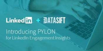 LinkedIn + DataSift