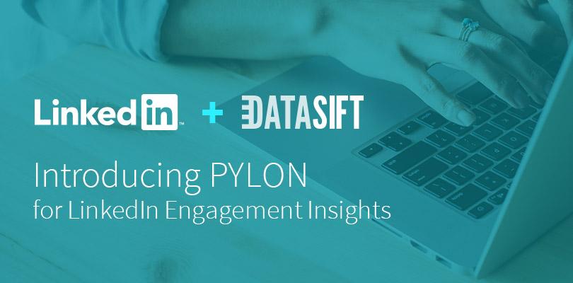 LinkedIn and DataSift Partner to Provide B2B Data Insights