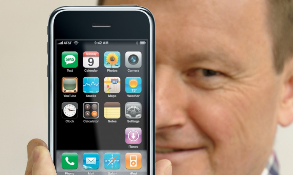 The iPhone Turns 10