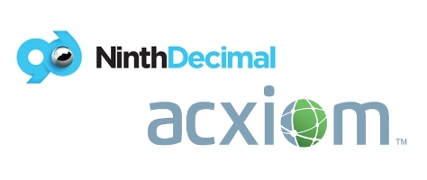 NinthDecimal and Acxiom Partner for 'People-centric Marketing Solutions'