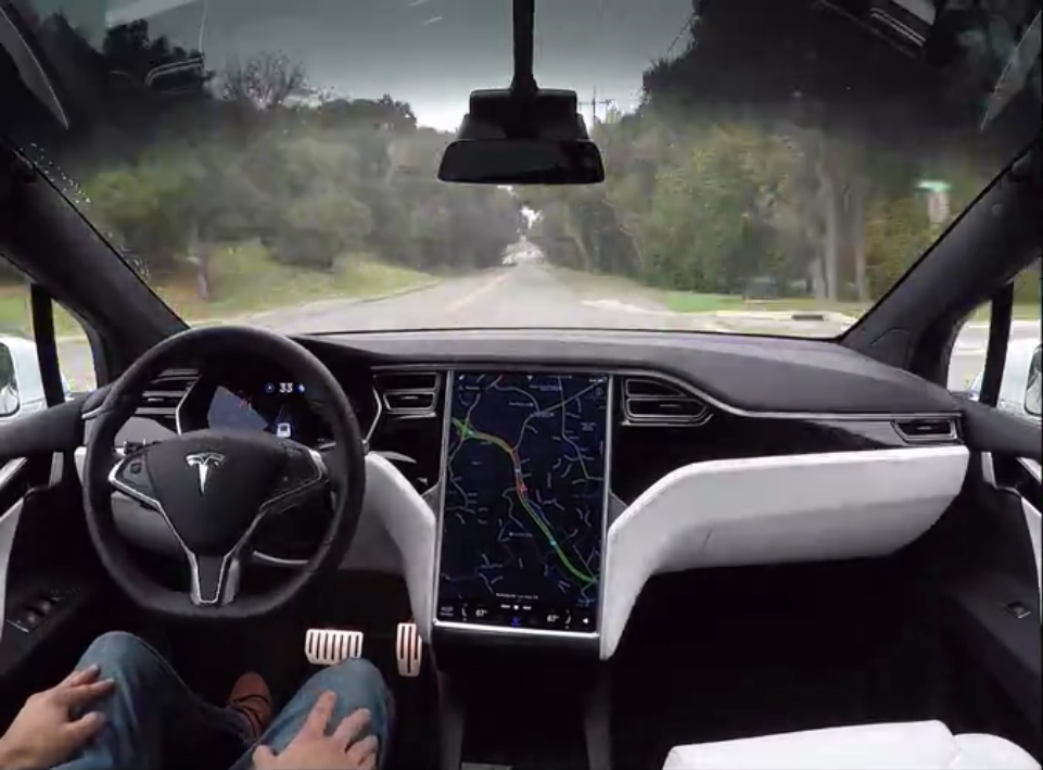 Panasonic Wants to Extend Partnership with Tesla into Self-driving Cars