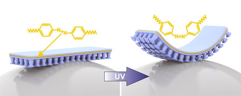UV sticky tape