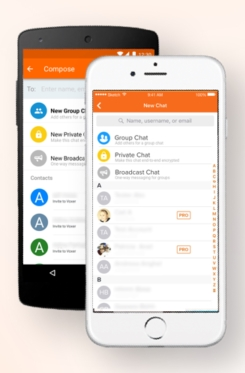 Voxer Adds End-to-end Encryption Through 'Private Chats'