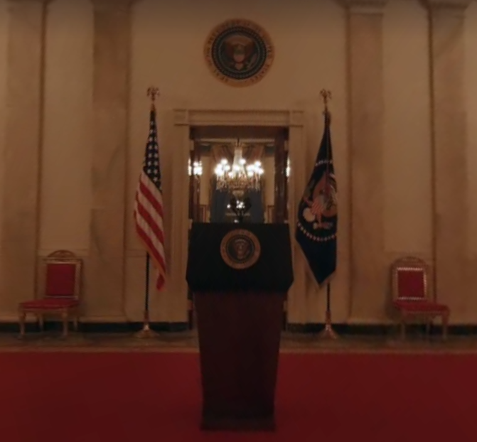 President Obama Takes You on a Virtual Tour of the White House