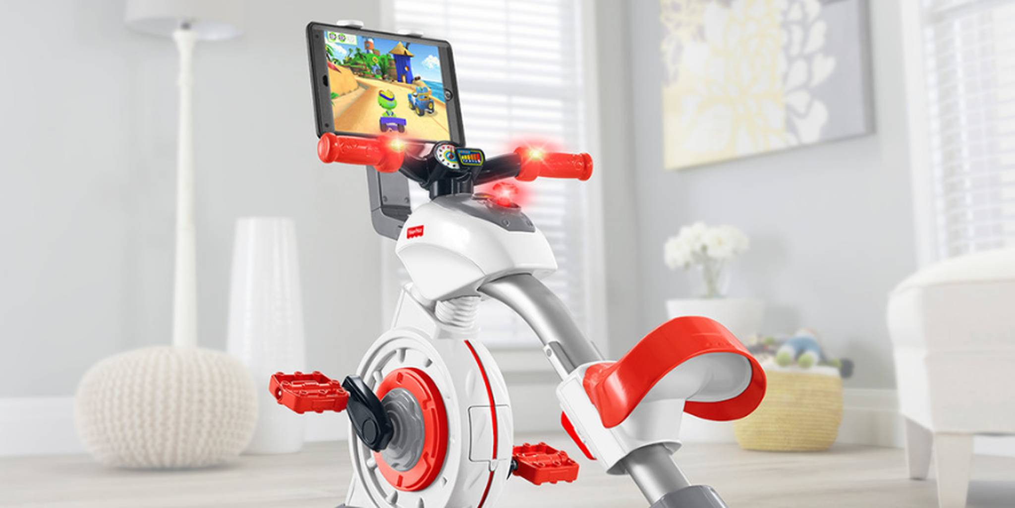 fisher price smart cycle