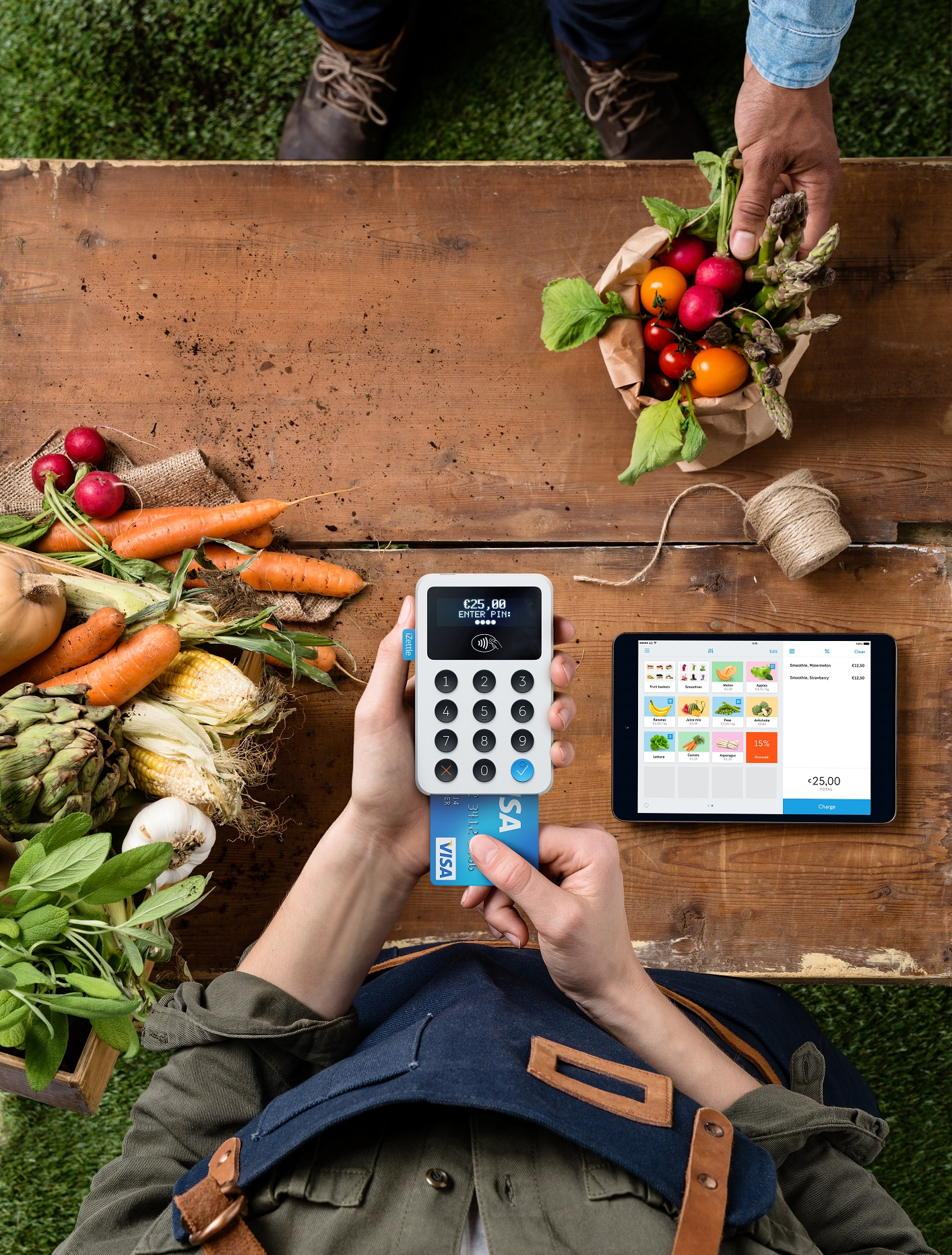 iZettle Secures €60m, Hires a CFO