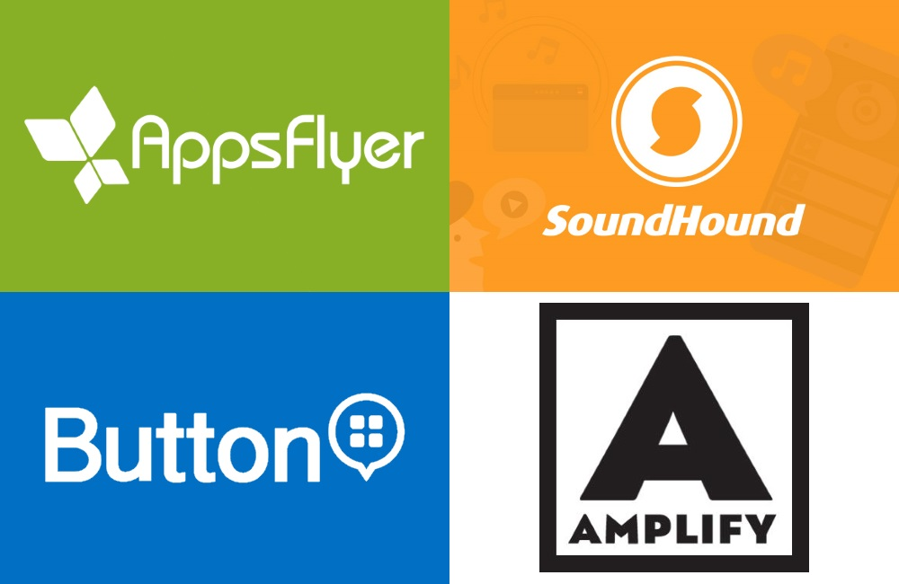 Investment Round: Appsflyer, SoundHound, Button and Amplify