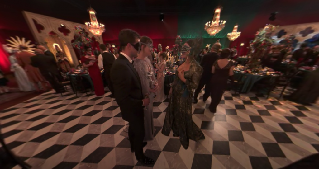 Fifty Shades Fans Can Enjoy the Ball with VR Experience