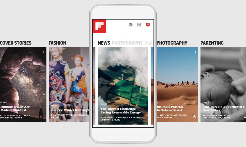 Flipboard App Update Introduces Smart Magazines