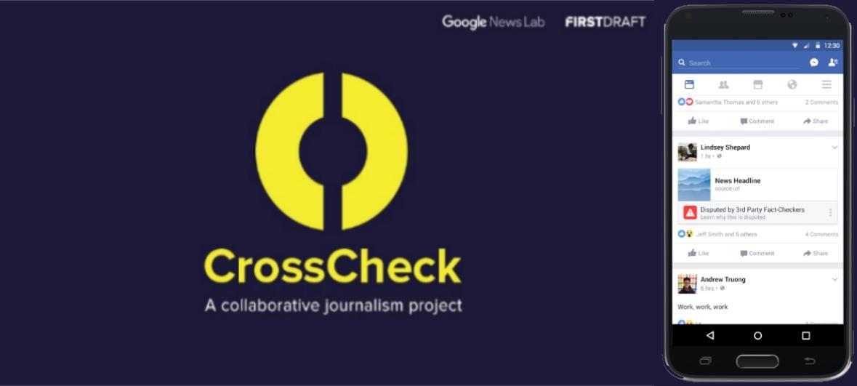 Google + Facebook Fake News