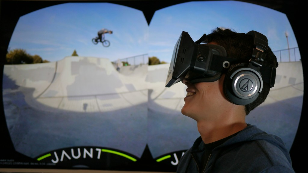 Silicon Valley-based VR Company Jaunt Opens UK Office