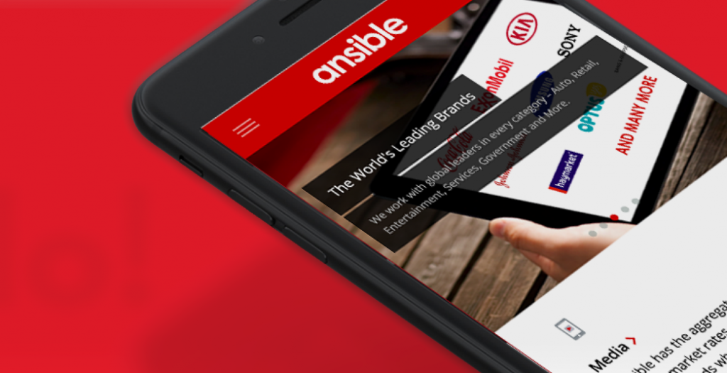 Ansible Launches 'MDex' List of Mobile-ready Brands
