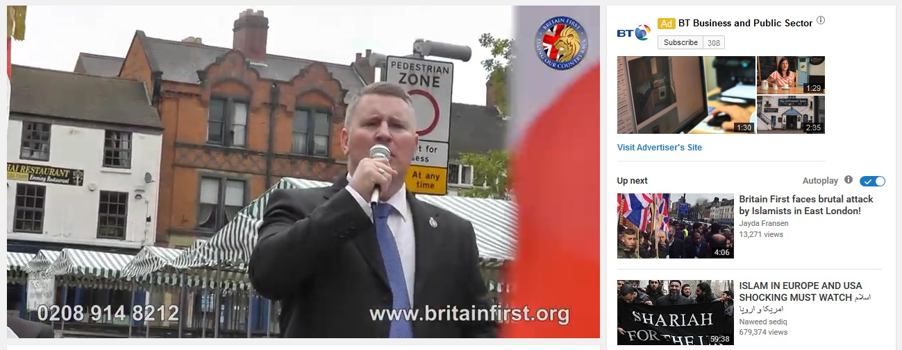 brand safety britain first 2