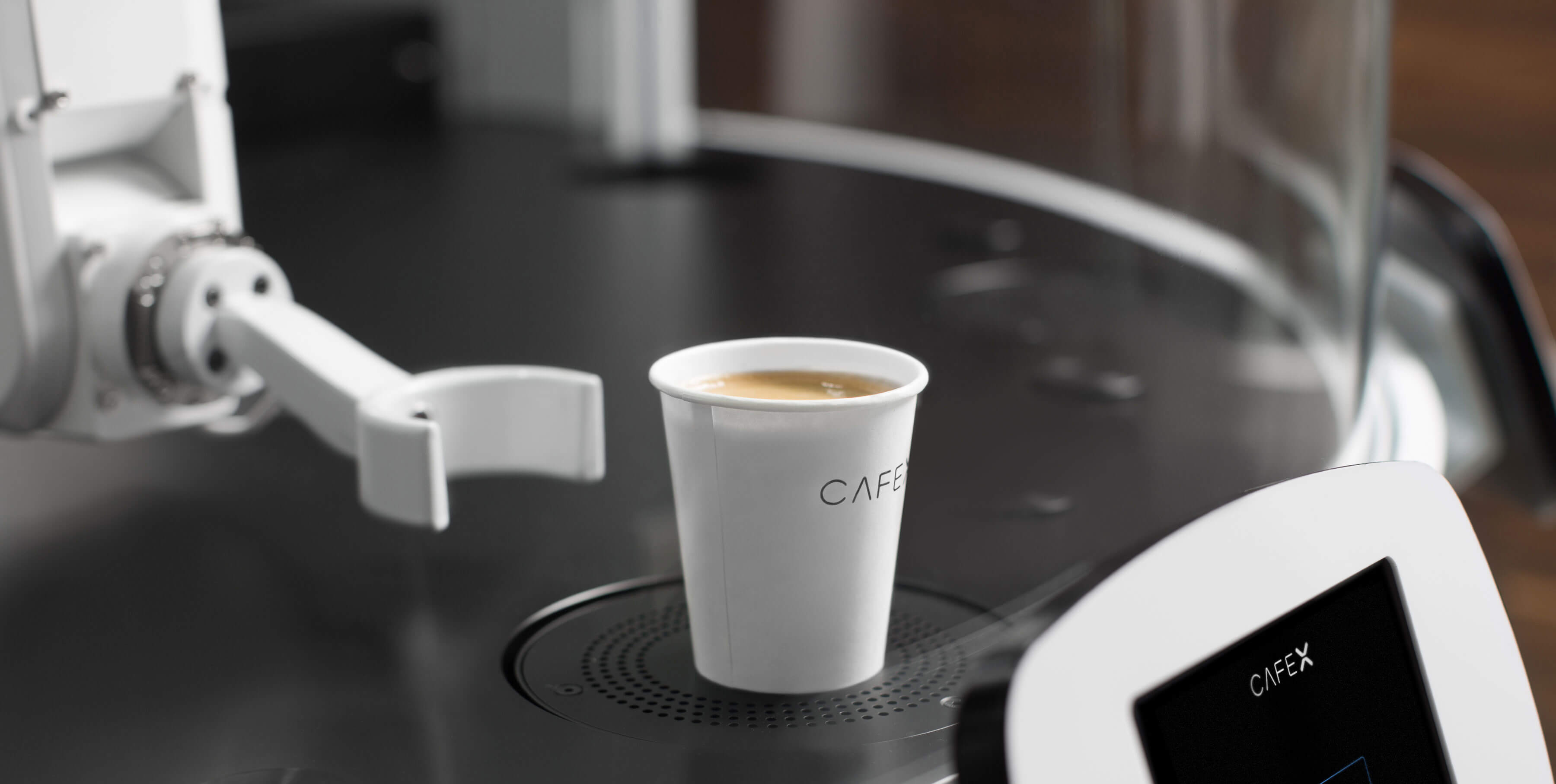 Innovation Lab: Robot Coffee, Flying Phone Cases and Mind-powered Netflix