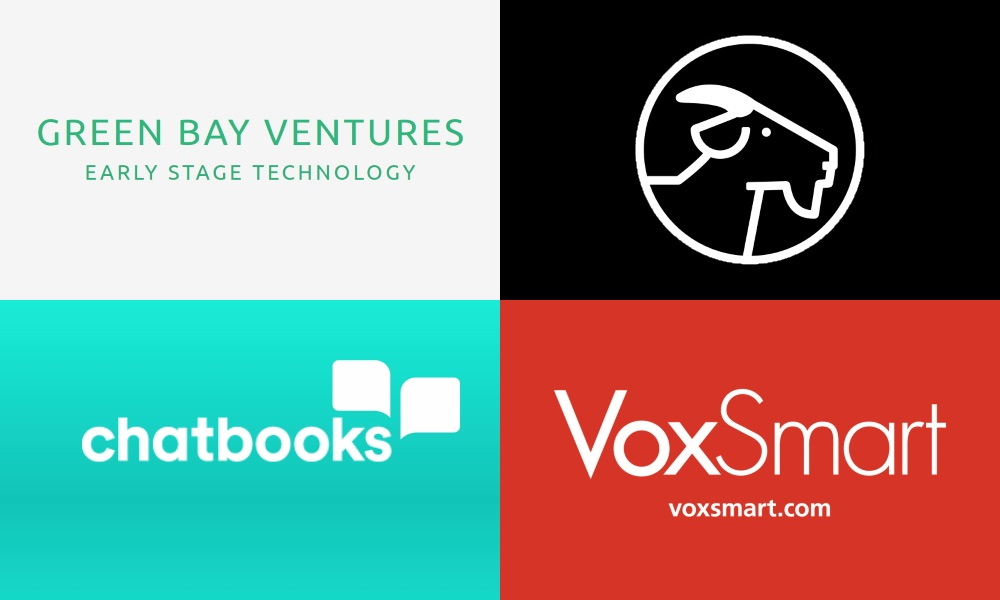 Investment Round: Green Bay Ventures, GOAT, Chatbooks, VoxSmart