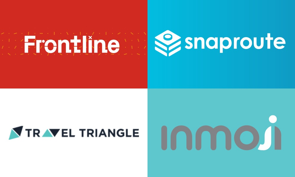 Investment Round: Frontline Ventures, SnapRoute, TravelTriangle and Inmoji