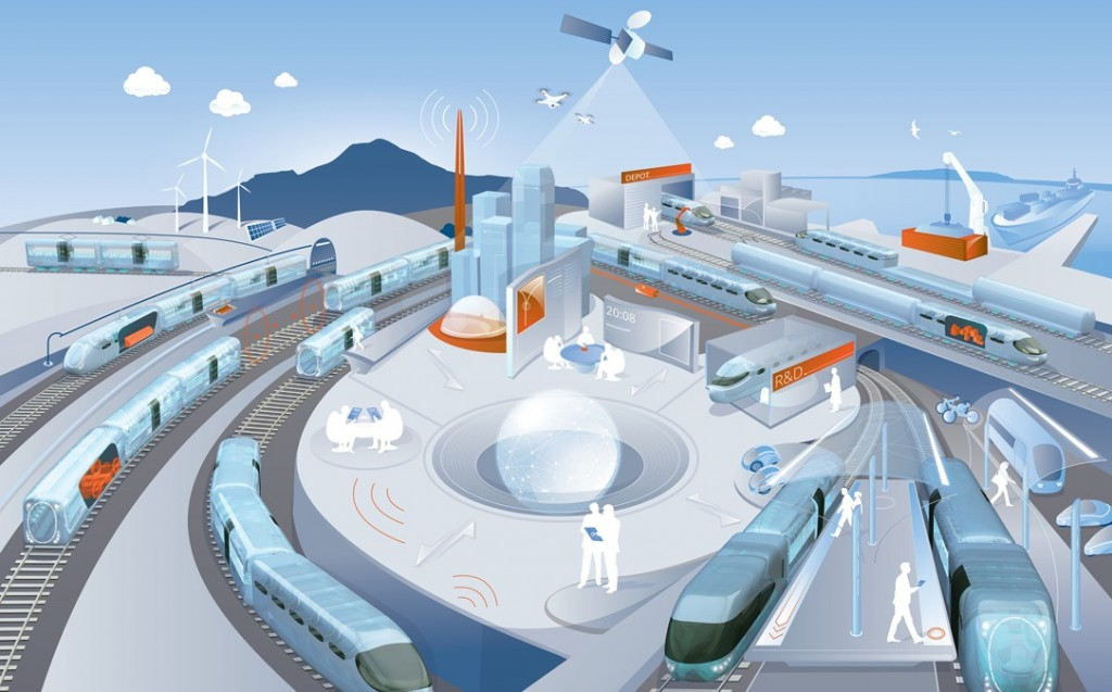 UK Rail Industry Plans for Connected Future