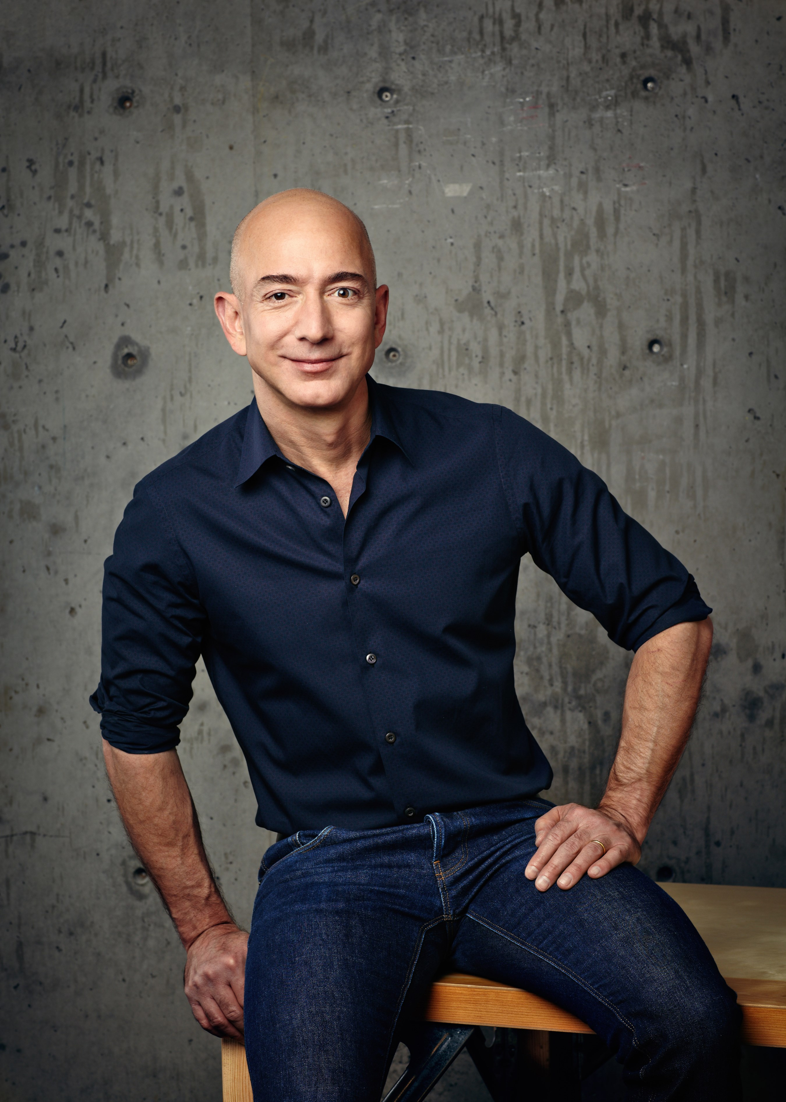 Jeff bezos amazon business plan
