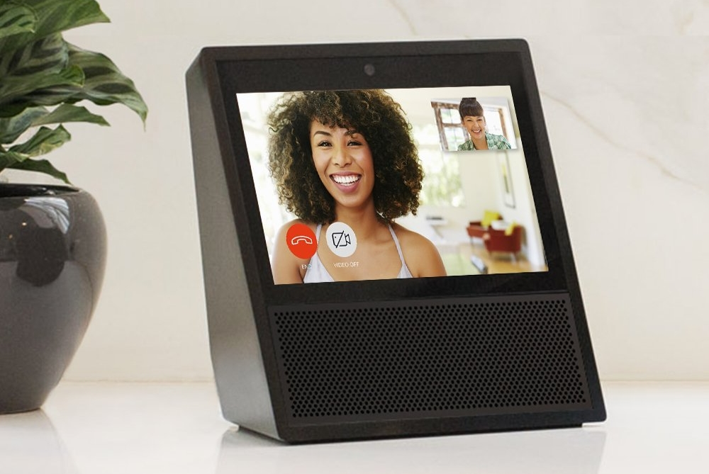 Amazon's Echo Show Includes a Built-In Touch Screen