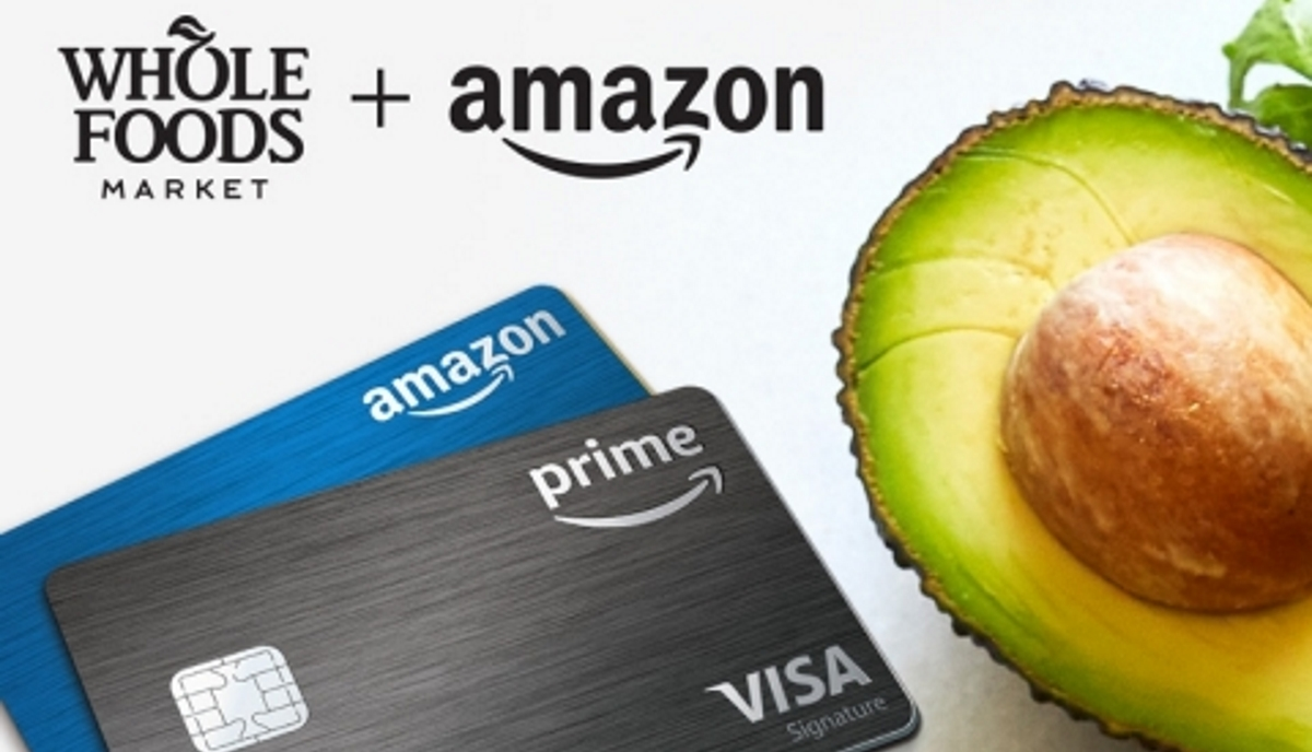 Amazon Offering Cash Back to Customers Who Shop at Whole Foods
