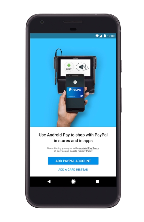 Google and PayPal team up to make mobile payments easier ...