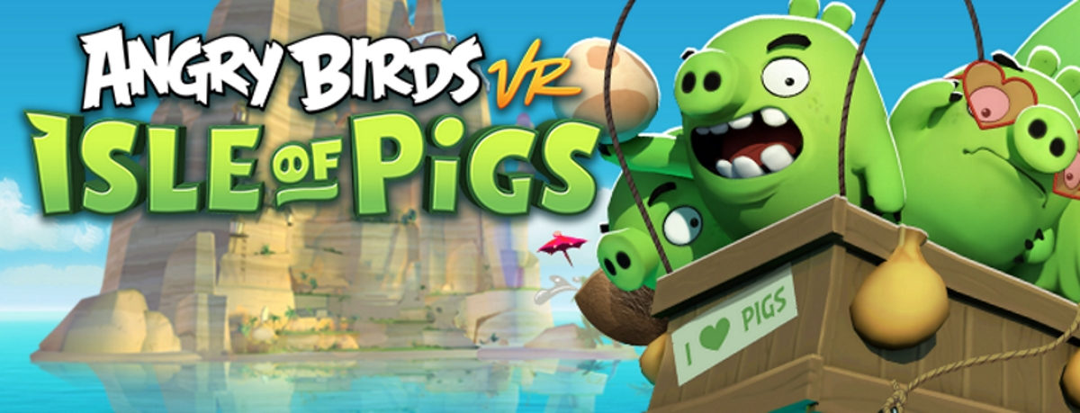 Angry Birds Vr Isle Of Pigs Arrives On Major Platforms