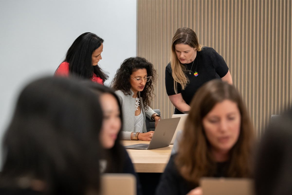 Apple Launches App Development Program to Support Women Entrepreneurs