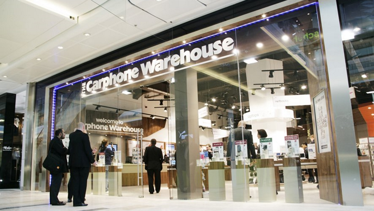 Carphone Warehouse fined £400000 for 'serious' data failings