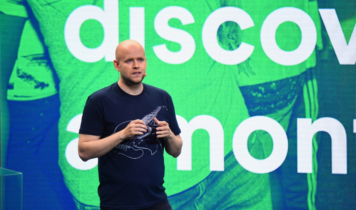 Spotify Purchases Mediachain Labs