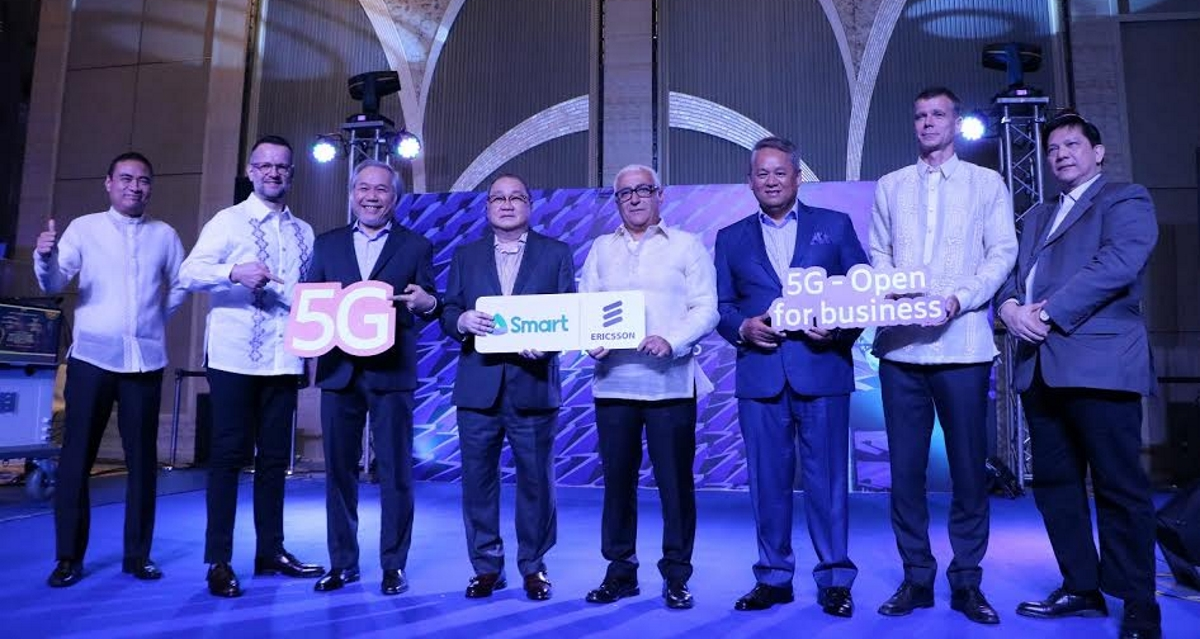 Ericsson teams with Smart to bring 5G to the Philippines | Mobile