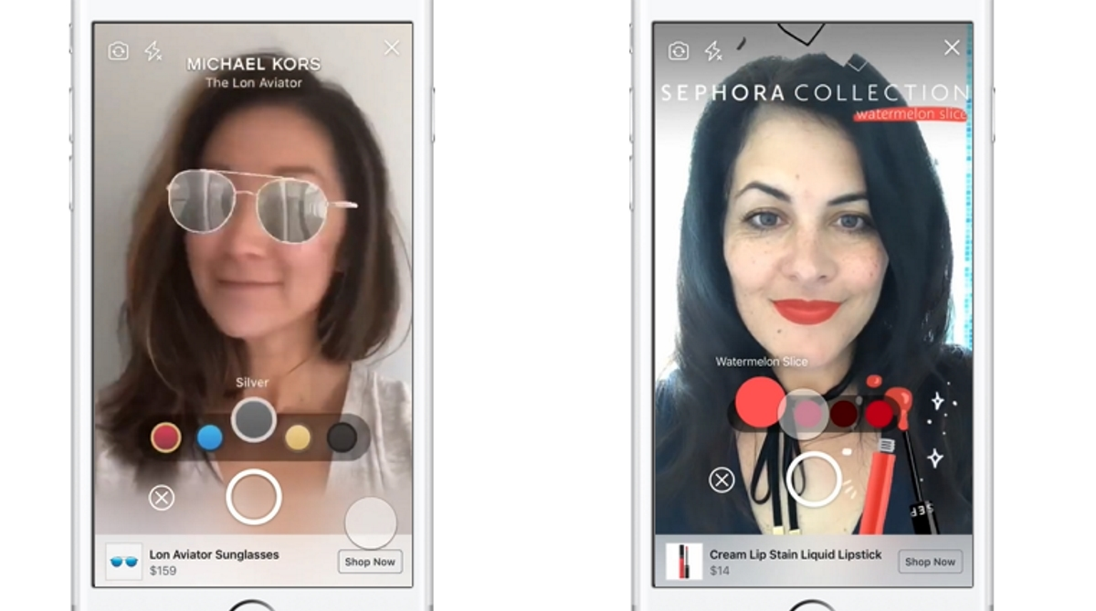 Facebook is bringing AR ads to the news feed