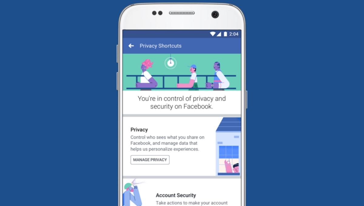 Facebook group security