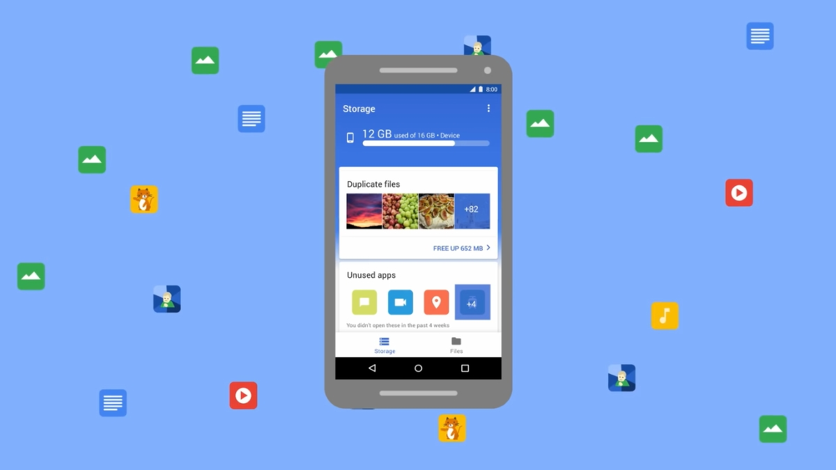 Google brings Files Go storage app to China   Mobile