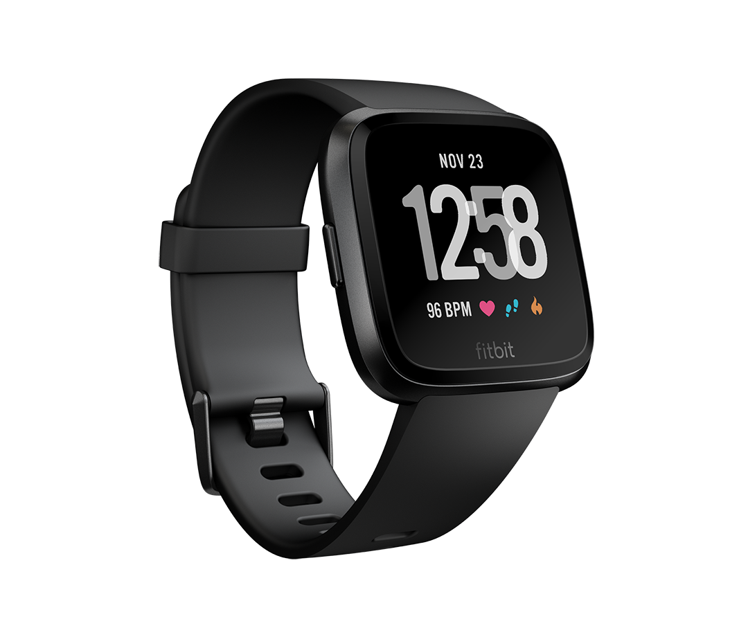 Fitbit Versa Fitness Smartwatch announced in India for Rs 19999